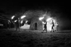 Burning Mushroom 2018 - Fire Ritual